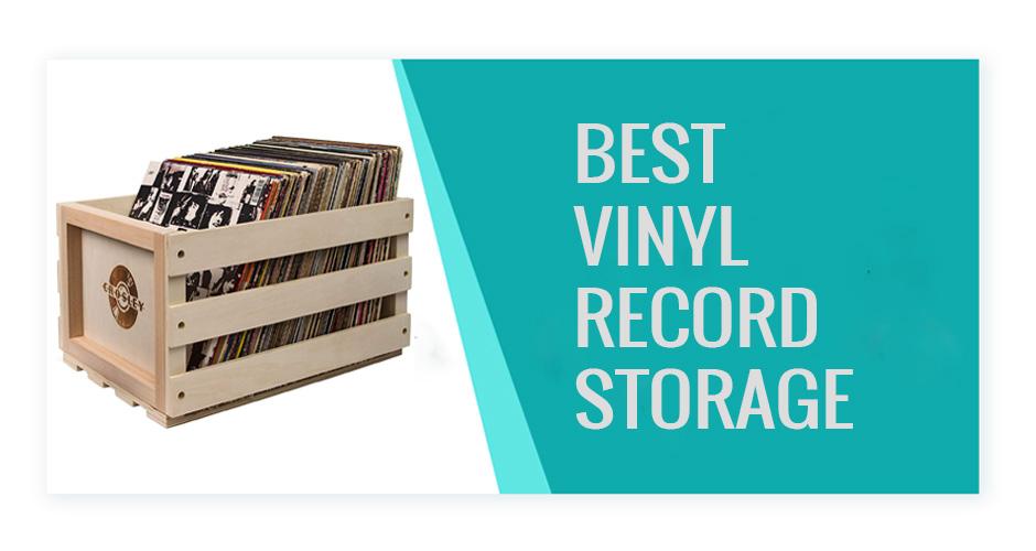 Best Vinyl Record Storage