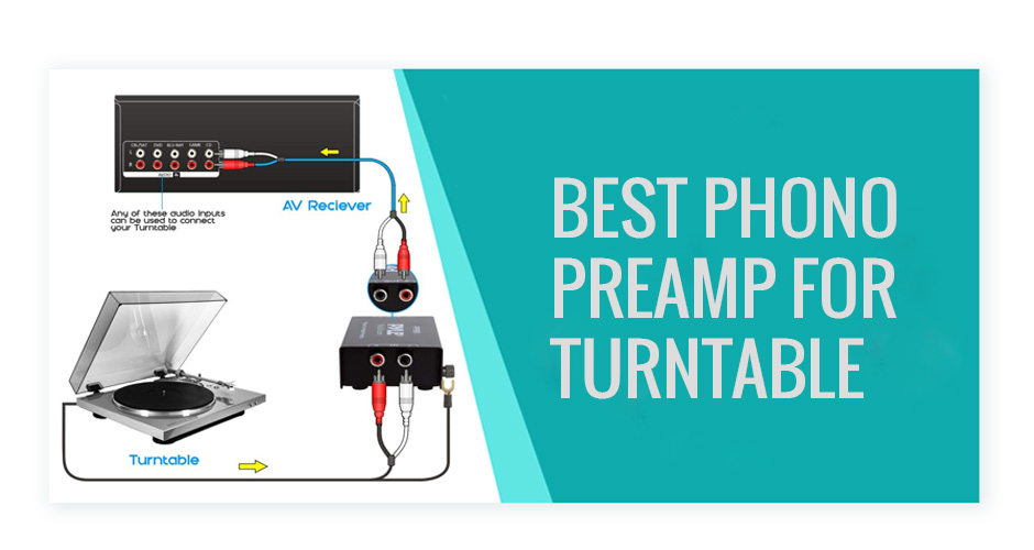best phono preamp