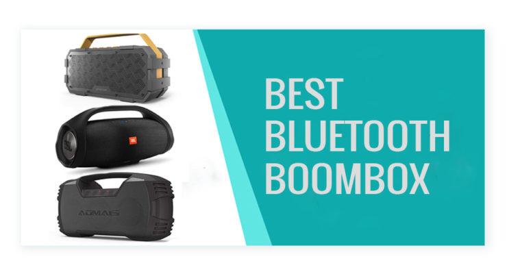 Best Bluetooth Boombox