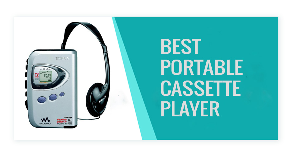 Best portable cassette player
