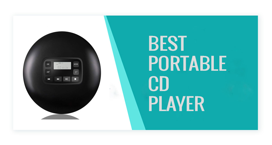 Best portable cd player