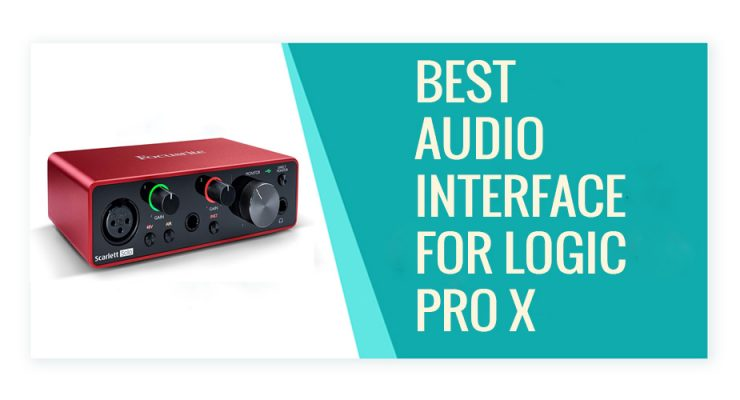 Best Audio Interface For Logic Pro X